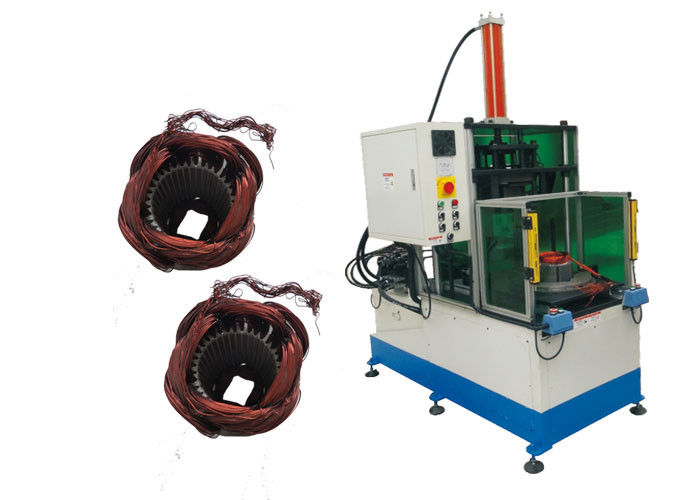 Intermediate Coil Forming Machine Automatic Motor Stator ISO / SGS Audit