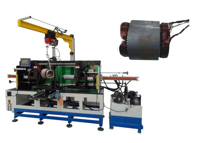 Stator End Turn Pre - Forming Machine for Motor Production SMT - ZJ300