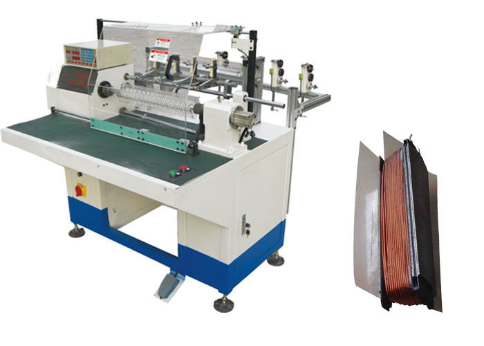 Copper Wire Coil Motor Winding Machine For Home Appliances , Cleaning Equipment
