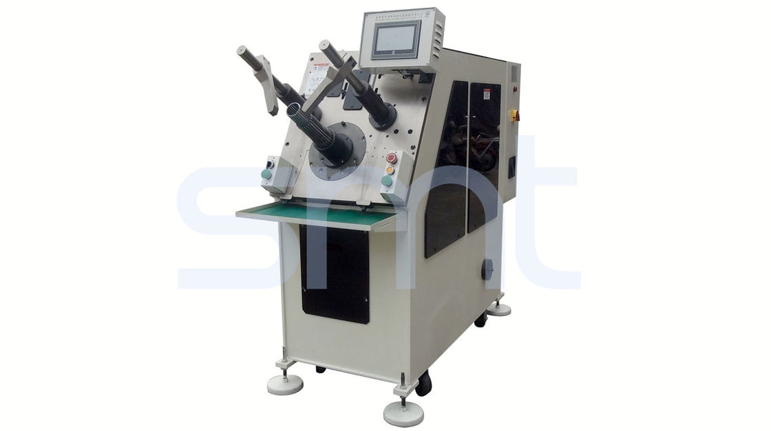 Induction Motor Stator Coil Servo Winding Inserting Machine with Wedge