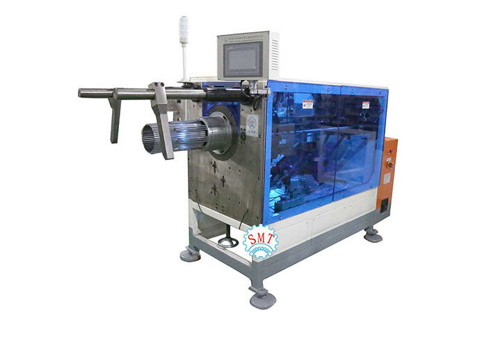 Automatic Cars Drive Motors Winding Inserting Machine Wire - Inserting Type